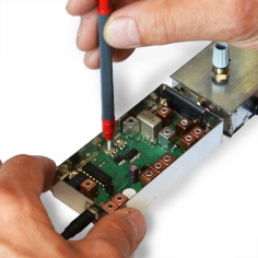 Gerätemontage & Schaltschrankbau