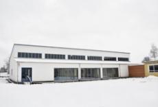 Baufortschritt - Lagerhalle