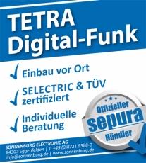 TETRA DIGITAL-FUNK VOM PROFI